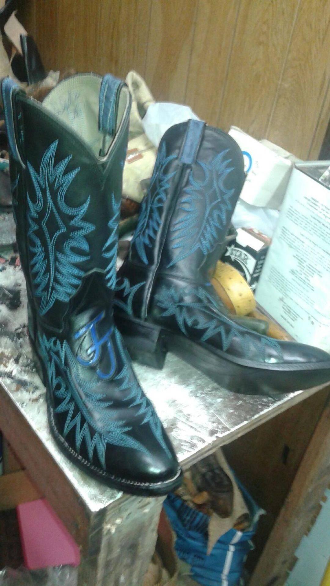 Handmade Custom Boots